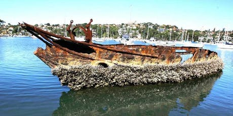 Harbour Cruise: Shipwrecks of Sydney Harbour tickets