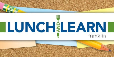 Alive Lunch and Learn (Franklin) tickets