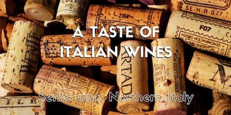 A Taste of Italian Wines - Brisbane tickets