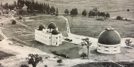 History of the David Dunlap Observatory tickets