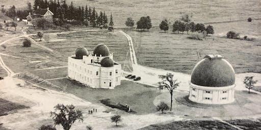 History of the David Dunlap Observatory