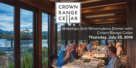 Crown Range Cellar Winemakers Dinner tickets