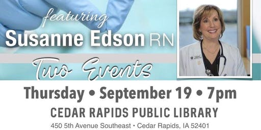 "Join Susanne Edson RN, on  ""A Journey To Wellness"""