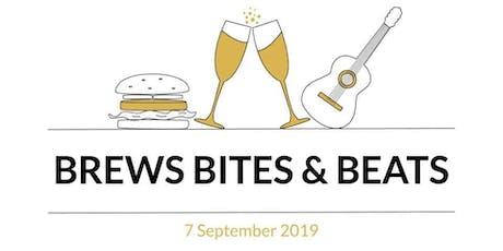 Brews, Bites & Beats 2019 tickets