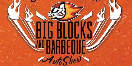 Big Blocks & BBQ Auto Show 2019 tickets