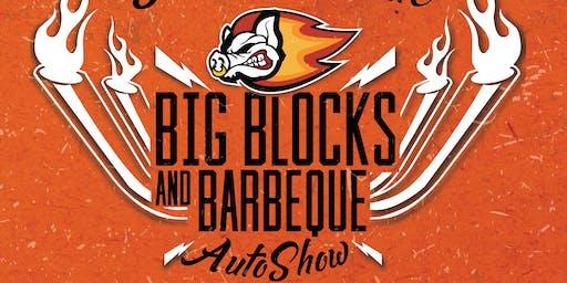 Big Blocks & BBQ Auto Show 2019