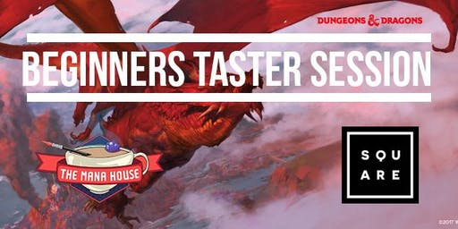 Dungeons & Dragons Taster Evening
