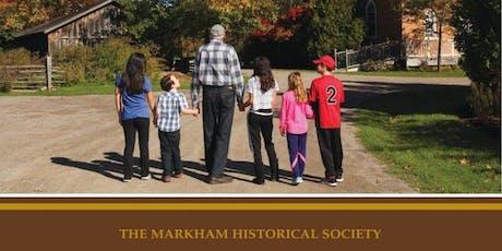 Markham 1900 – 2000 tickets