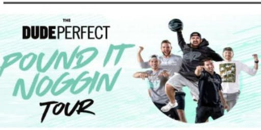 Volunteer At Dude Perfect Friday July 19, 2019 (Volunteers need to be 18 or older)