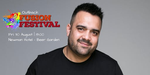 Outback Fusion Festival - Cocktails and Comedy Night
