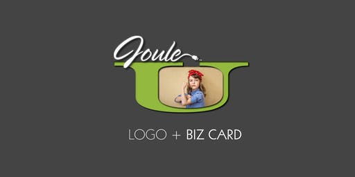 JOULE U . YOUR LOGO + BUSINESS CARD