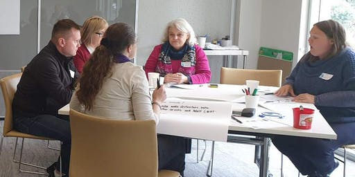 Consumer and Carer Workshop - CALHN Community MH Service Planning