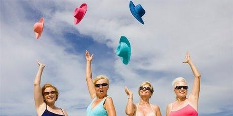 Wine, Women and Wellness Retreat - Rediscover Your Fabulous Self After 40 tickets