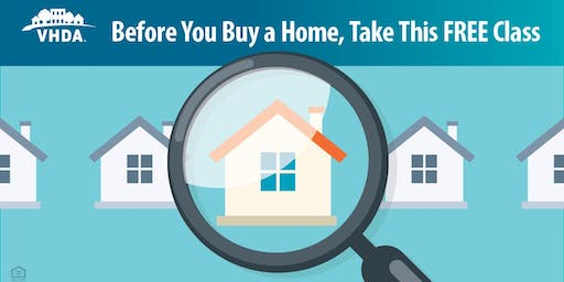 FREE Home Buyer Class 7/20 - Learn How To Buy a Home