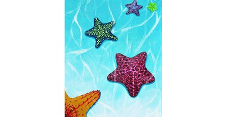 """Open Paint (8yrs+) """"Earthbound Stars"""" tickets"""