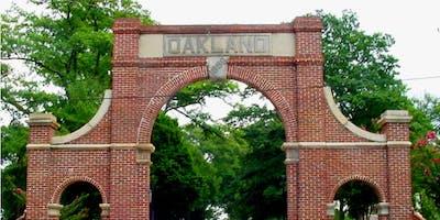 Historic Jewish Atlanta Tours: Oakland Cemetery