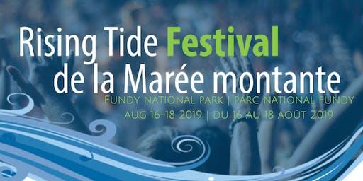 Song Writer's Circle - Rising Tide Festival 2019