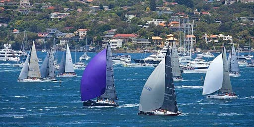 Harbour Cruise: Sydney-to-Hobart Race Start