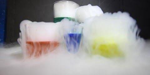 Fizzics Liquid Nitrogen Show @ Leongatha Library