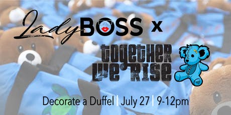 LadyBoss x Together We Rise Sweet Case Event tickets