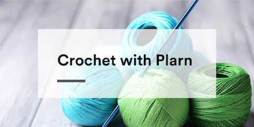 Crochet with Plarn Workshop
