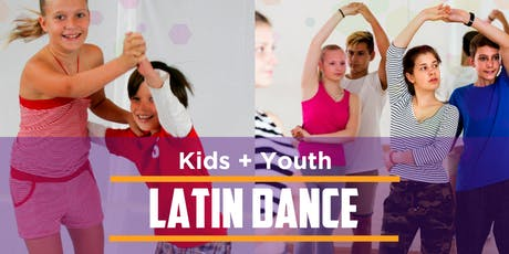 Kids & Youth Latin Dance | Come and Try Workshops tickets
