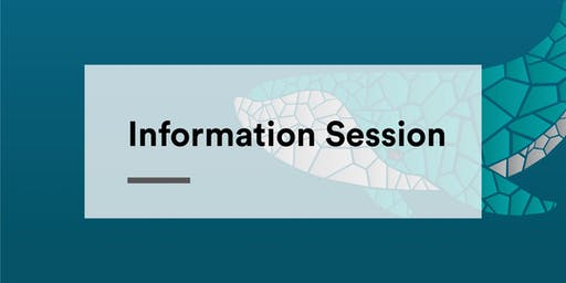 Information Session and Morning Tea