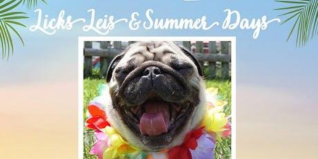 BarkHappy Phoenix: Licks Leis & Summer Days Benefiting Arizona Small Dogs! tickets
