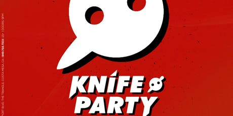 Knife Party tickets