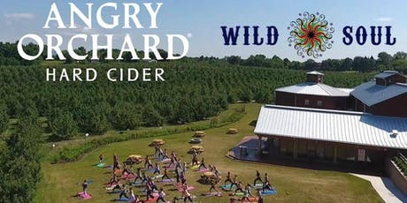 Yoga at Angry Orchard  tickets