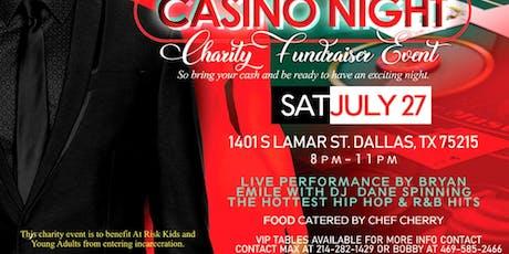 "1st Annual Black & Red Affair ""Casino Night"" tickets"