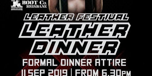 Leather Dinner - 2019