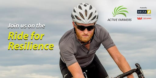 Active Farmers 'Ride For Resilience' Dinner - Temora