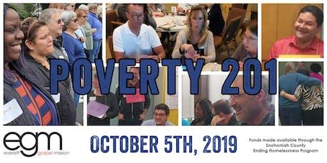 EGM Poverty 201 tickets