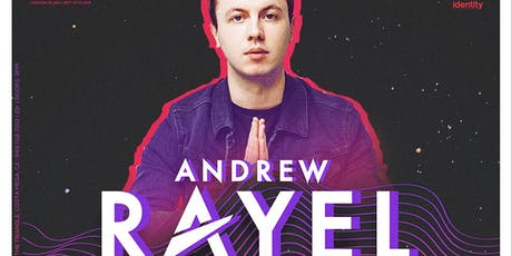 Andrew Rayel at TIME Guestlist tickets