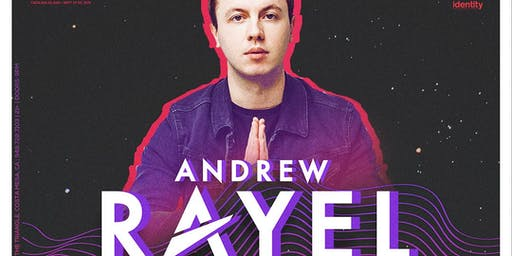 Andrew Rayel at TIME Guestlist