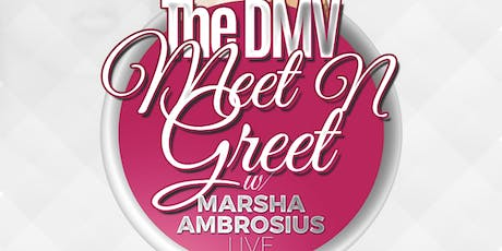 DMV PR 2019 MEET and GREET tickets