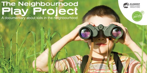 Neighbourhood Play Project