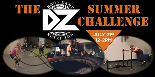 The DZ Bootcamp Summer Challenge Event!