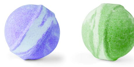 Organic Bath Bomb Make & Take Workshop  tickets
