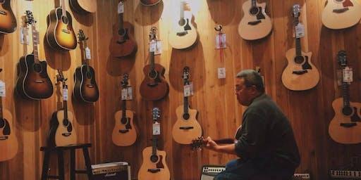 Live Music w/ Steve Yoneda at Vino Mas