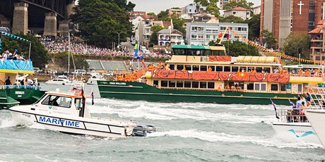 Harbour Cruise: Australia Day tickets