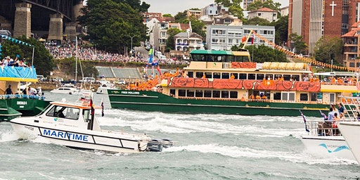 Harbour Cruise: Australia Day