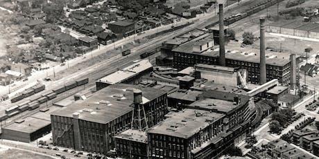 Historic Jewish Atlanta Tours: Factory Town tickets