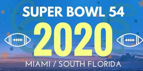 Superbowl 54 - Hotel/Party Package-Miami tickets