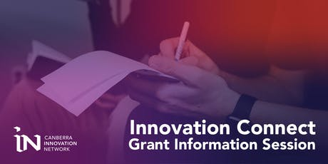 Innovation Connect (ICON) Grant Information Session tickets