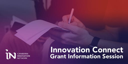 Innovation Connect (ICON) Grant Information Session