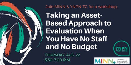 Taking an Asset-Based Approach to Evaluation When You Have No Staff and No Budget tickets