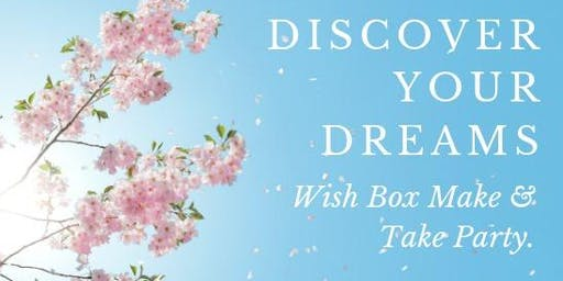 Wish Box Make and Take