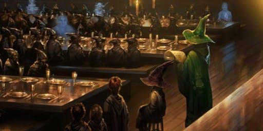 Hogwarts Feast, Columbus
